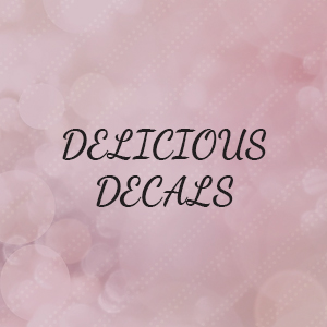 Delicious Decals