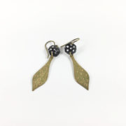 enameled_black_vintage_earrings